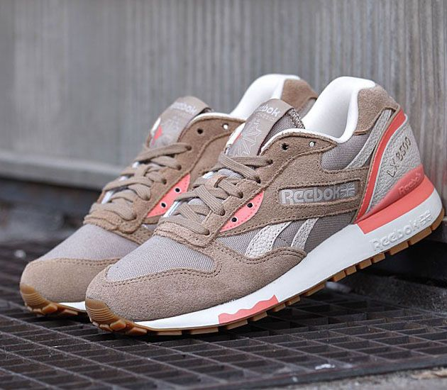 sneakers for cheap 3f5e6 32b1e reebok classic lx 8500 pink