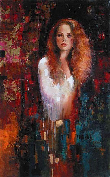 irene sheri paintings | Irene Sheri Originals