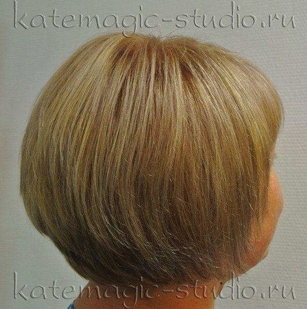 Женская стрижка, окрашивание волос, блонд, средние волосы, идея прически. Студия KateMagic. Москва, м. Борисово.  Телефон для записи: (495) 340 01 00  http://vk.com/katemagicstudio