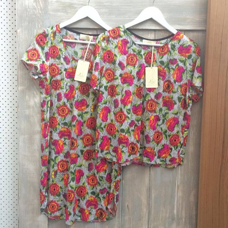 NEW IN! Amber Whitecliffe Fluro Tees & Dresses!