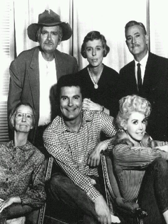 1962 TV Show: The Beverly Hillbillies