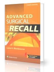 Advanced Surgical Recall 4th Edition PDF Download