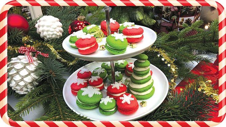 Nejlepší a nejjednodušší recept na vánoční Makrónky