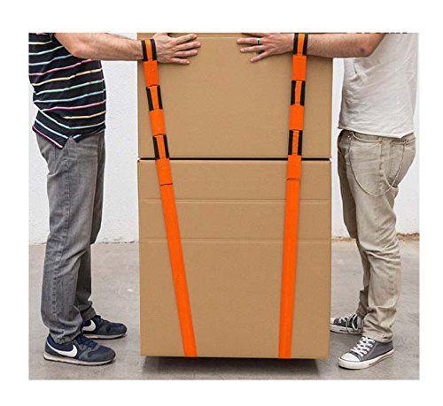 2x Sangle déménagement levage transport, jusque 900kgs, objets lourds, livraison express avec amazon!: Price:9.9 Solution parfaite pour…