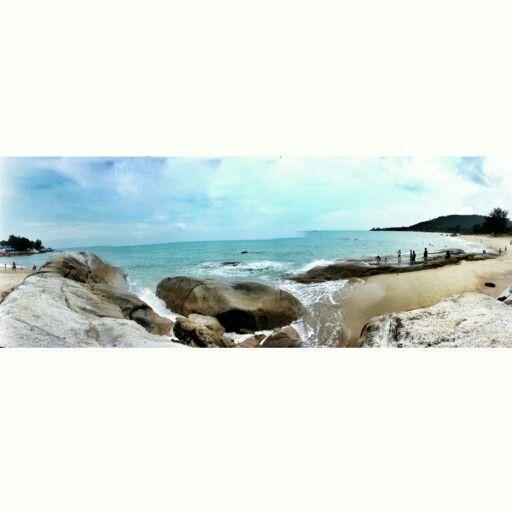 Tanjung pesona,bangka belitong