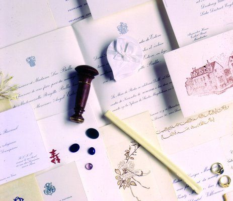 Stationary from Benneton Graveur.
