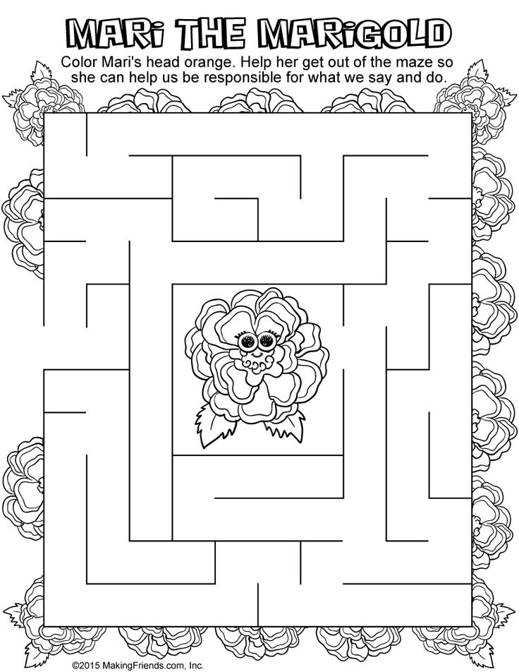 345 Best Images About Gs Daisies On Pinterest Scouts Scout Petals Coloring Sheet Printable