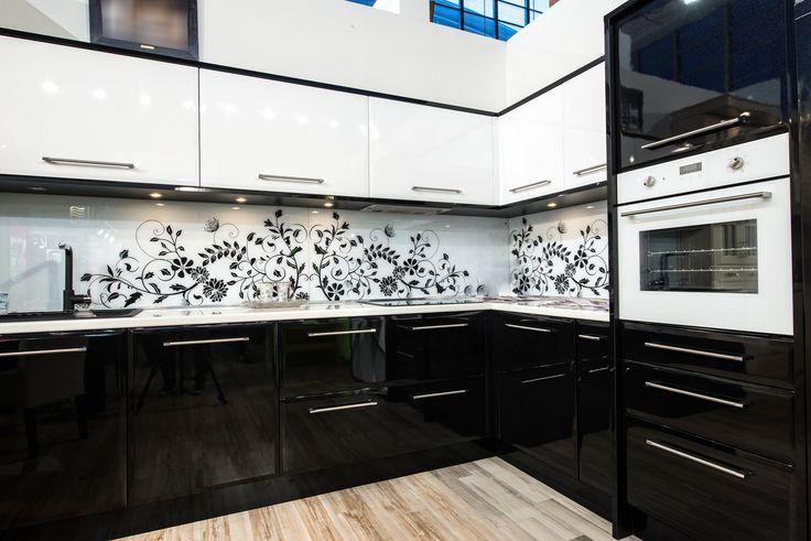 гостиная дизайн черно белый - Поиск в Google
