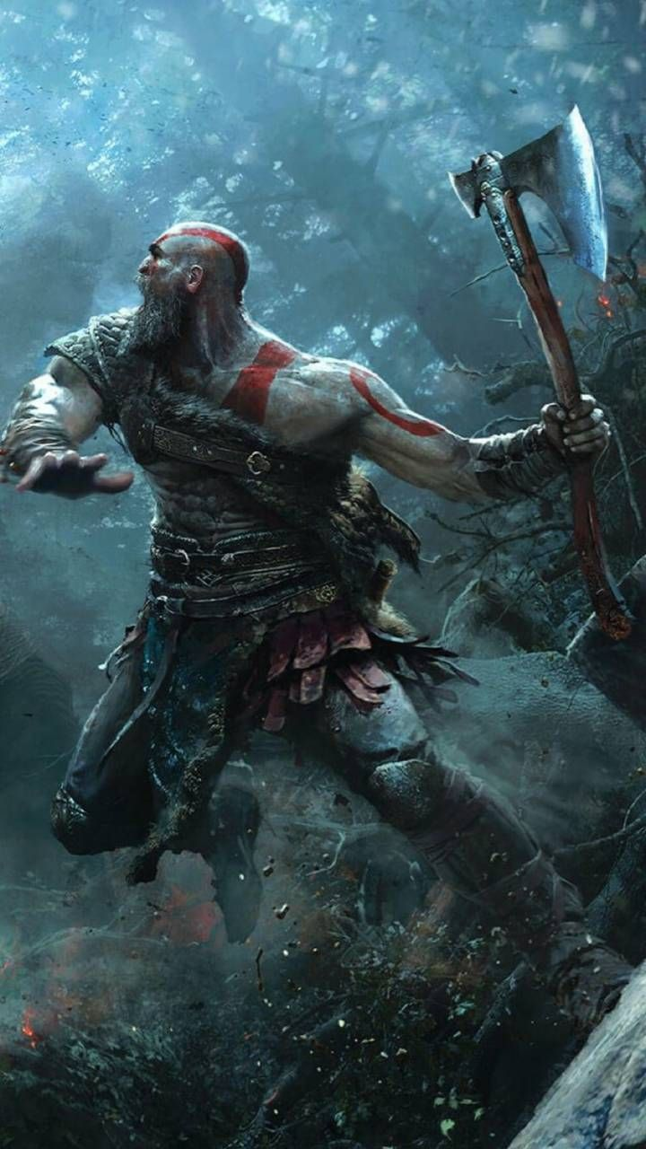 Kratos God Of War Kratos God Of War Gaming Wallpapers