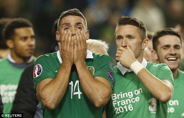 Stoke City forward Walters (left) struggles to comprehend his achievements alongside capta...