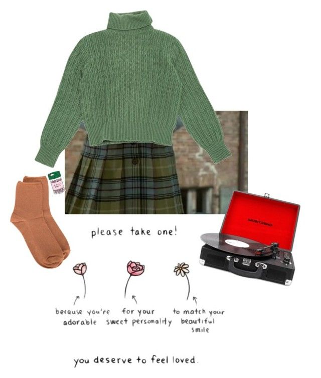 """""""Inspired in Liv Tyler on Empire Records"""" by peachcobain ❤ liked on Polyvore featuring Erika Cavallini Semi-Couture, Yves Saint Laurent, RCA and ban.do"""