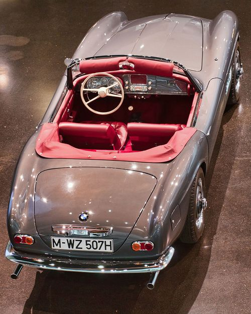 fabforgottennobility:  BMW 507 by Steven Olmstead on Flickr. http://amzn.to/2sUc9NZ