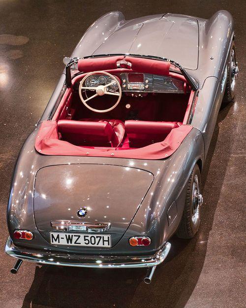 fabforgottennobility:  BMW 507 by Steven Olmstead on Flickr.