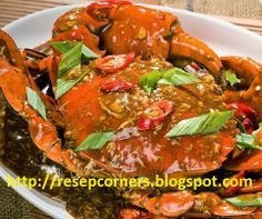 Resep Kepiting saus tiram yang enak dan pedas readmore: http://resepcorners.blogspot.com/2014/01/resep-kepiting-goreng-saus-tiram.html