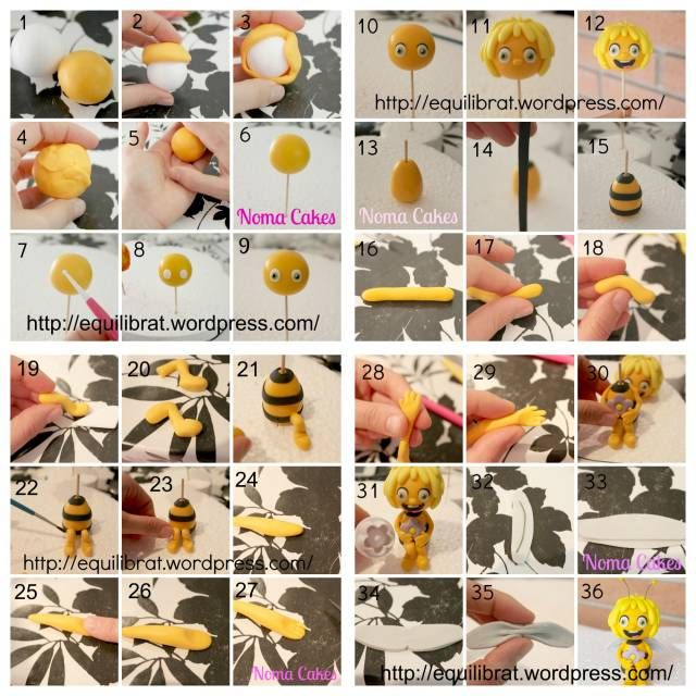 http://cakesdecor.com/entries/1354-maya-bee-dora-explorer-tutorial