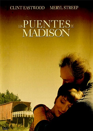 Los Puentes de Madison, 1995 Photographer Robert Kincaid wanders into the life of housewife Francesca Johnson, for four days in the 1960s.