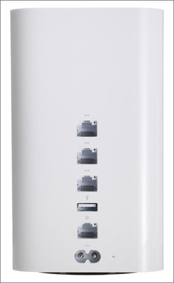 REVIEW : #Apple AirPort Extreme Base Station (A1521)