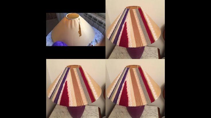 Como arreglar o transformar una lampara!