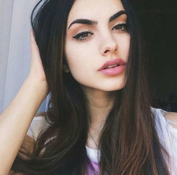 Maquillaje para San Valentín 2018 - Tendenzias.com