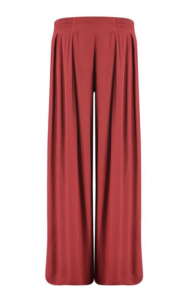 Γυναικεία παντελόνα με λάστιχο  PANT-4940 Παντελόνια