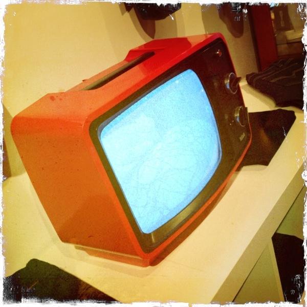 Vintage TV's - Old school HDTV