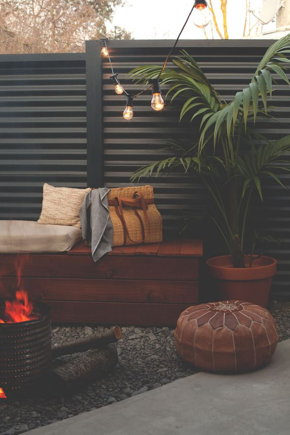 Backyard Fire Pit For Homestyle With Images Decor