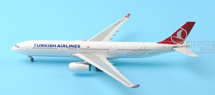 97.47$  Buy now - http://ali642.worldwells.pw/go.php?t=32596018370 - 11129* Phoenix Turkey Airlines TC-JNR 1:400 A330-300 commercial jetliners plane model hobby 97.47$