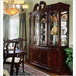 China Cabinet Traditional Dining RoomsChina CabinetsDining Room TablesBuffet