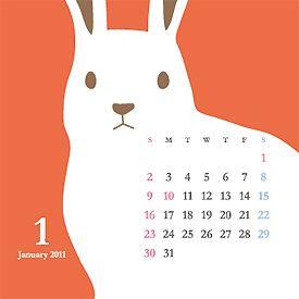 企業向け動物イラストカレンダー|カレンダーラボ                                                                                                                                                                                 もっと見る