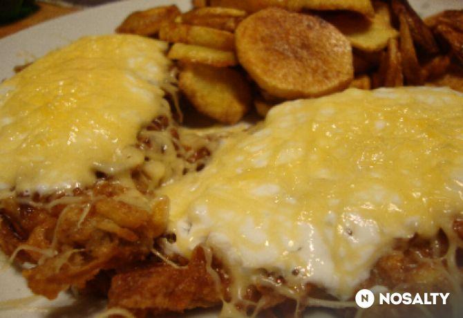 Mátrai borzaska sajttal-tejföllel