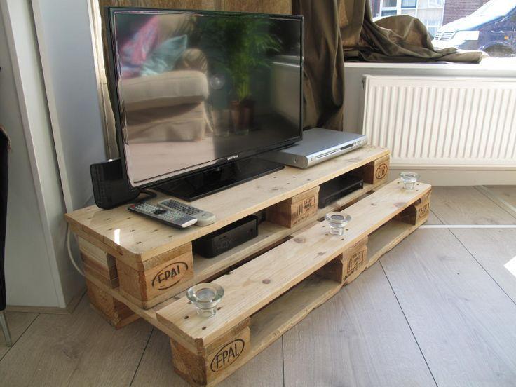 17 mejores im genes sobre muebles para la televisi n en for Cuanto cuesta lacar un mueble