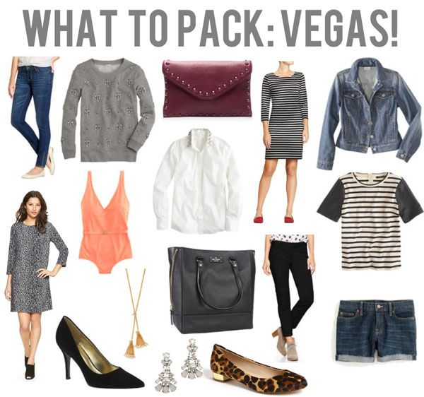 jillgg's good life (for less)   a style blog: what to pack: Vegas!