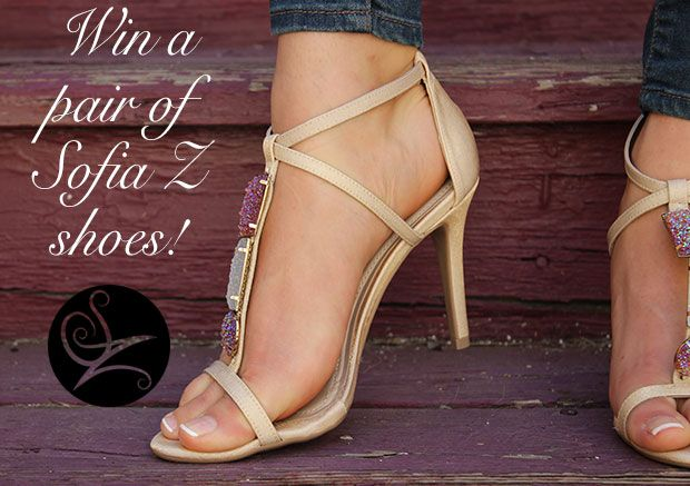Sofia Z Vegan Shoe Giveaway $340 value! | My Beauty Bunny