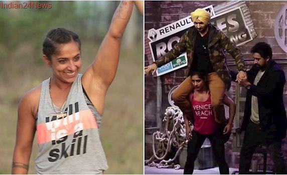 Neha Dhupia's gang member Shweta Mehta wins MTV Roadies Rising, calls it a dream run