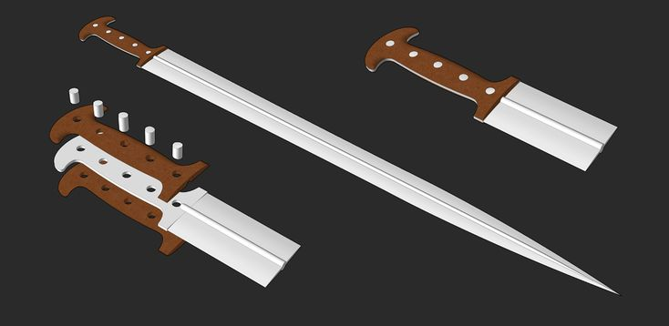 Thanks to archaeological discoveries in recent decades, we now have more information about what the sword of Laban might have looked like. A sword found in Jericho, a city near Jerusalem, where Laban was from, and dates from around 620 BC, when Laban lived. It is made out of steel, just like Laban's sword, and is three feet long and three inches wide. Until archaeologists discovered the long steel sword in Jericho, some people laughed at the notion of a steel sword in Jerusalem in 600 BC…