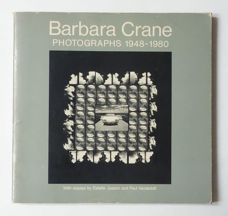 Barbara Crane Photographs 1948-1980