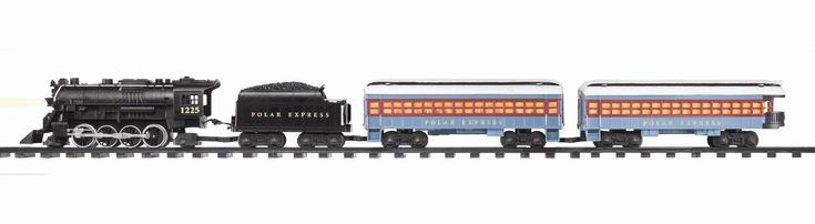 Lionel Polar Express Train Set - G-Gauge: Toys & Games