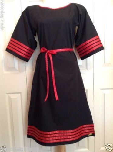 NATIVE-AMERICAN-REGALIA-NAKODA-MADE-LADIES-RIBBON-DRESS-MADE-TO-ORDER