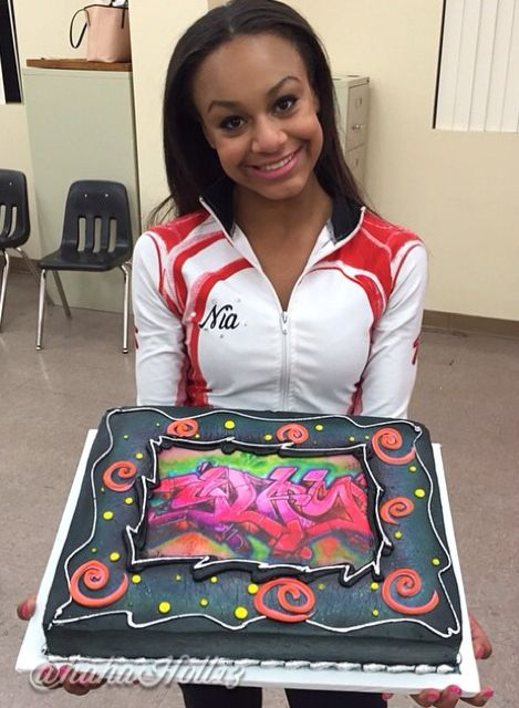 Added by #hahah0ll13 Dance Moms Nia Frazier