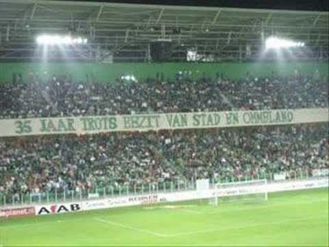 Fc Groningen clublied