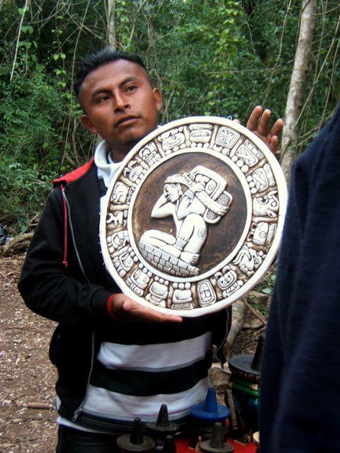 Travel & Lifestyle Diaries: Mayan calendar