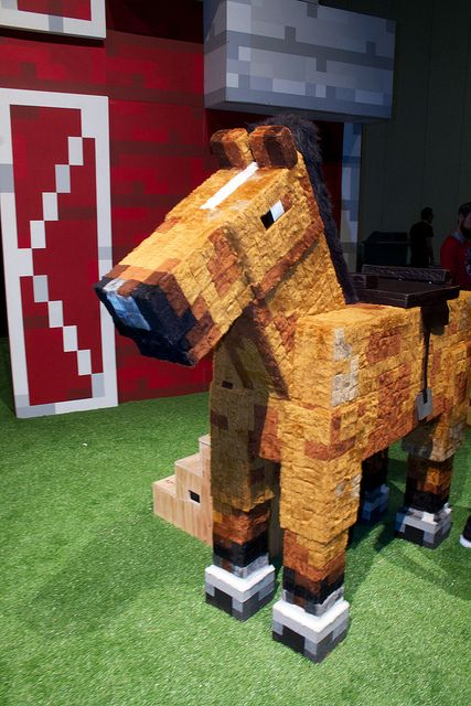 141 Best Images About Minecraft Horses On Pinterest