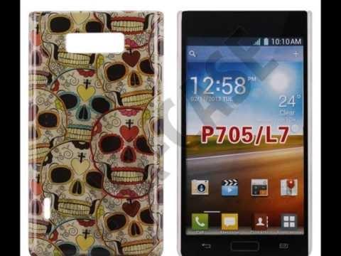 LG Optimus L7 Deksler - Lux-case.no