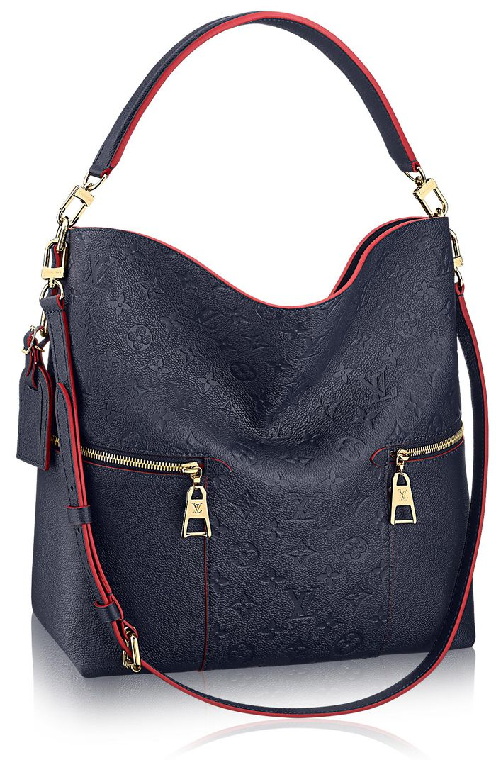 The Melie bag from Louis Vuitton is one of the newest bags that is set to conque…Gina Campanella