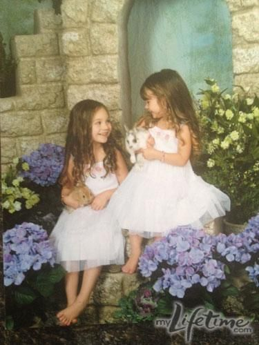 Dance Moms Maddie and Mackenzie baby pictures