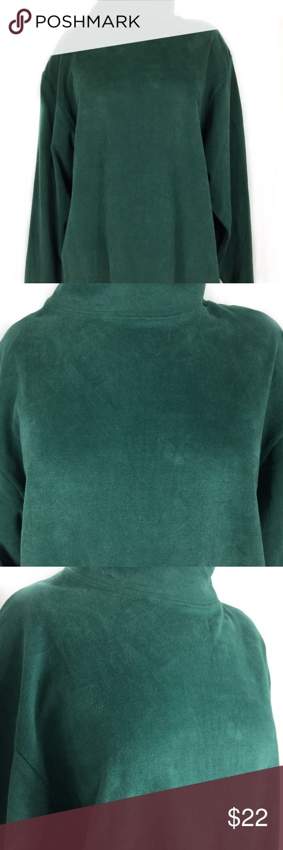 Victoria Jones vintage women's green top M Victoria Jones vintage women's green top long sleeves size M new.     We will ship all orders within 1 business days of payment (does not include Sunday or US Holidays).  If you are unsatisfied with your order, please contact us via email. Victoria Jones Woman Tops Sweatshirts & Hoodies
