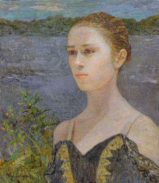 Maja VODANOVIC - Songeuse