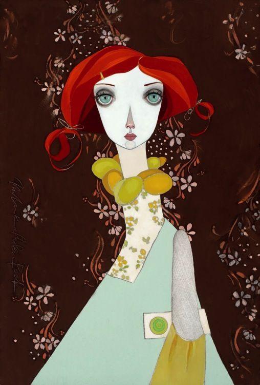 The Original Art of Melissa Peck