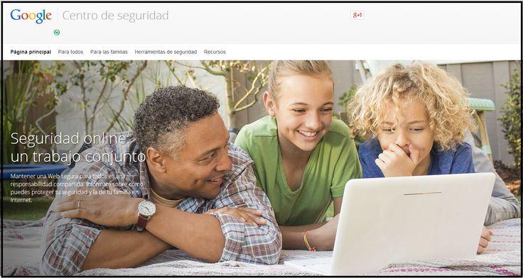 Crea y aprende con Laura: Guía y Herramientas de Seguridad de Google