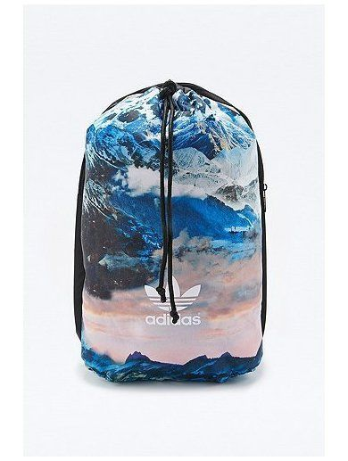 Adidas Originals Mountain Clash Backpack in Black